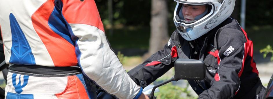 Motorradausbildung
